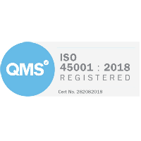 QMS 45001 Logo 1